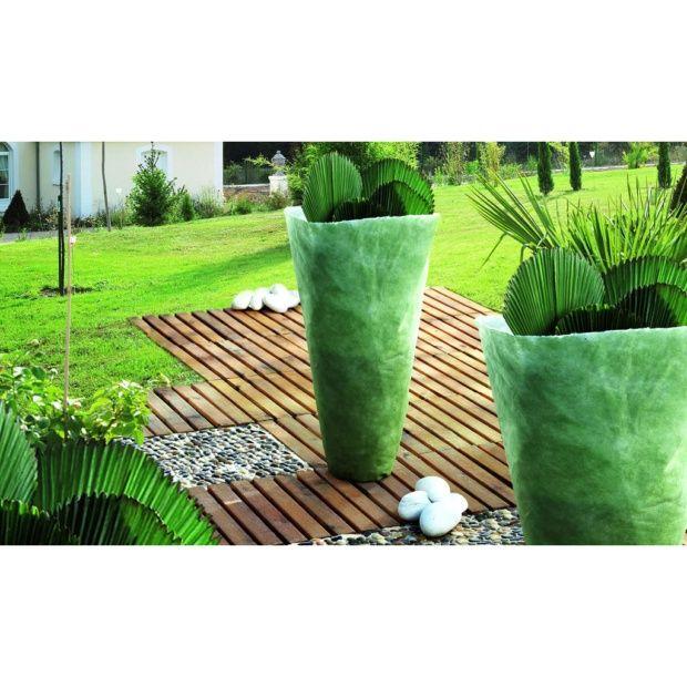 Voile d 39 hivernage ouatex nort ne plantes et jardins - Voile hivernage rouleau ...
