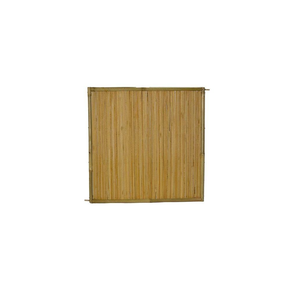 panneaux d coratifs en bambou tangshan forme carr e. Black Bedroom Furniture Sets. Home Design Ideas