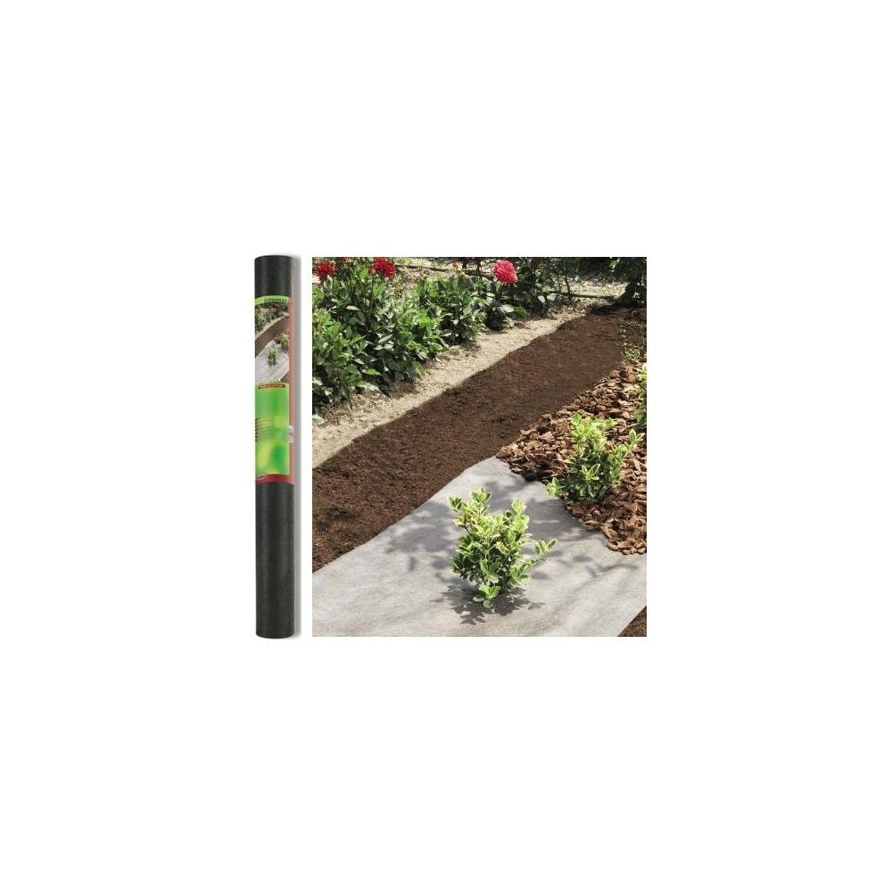 nappe de paillage 1mx10m - terratex (lot de 2) - intermas, Gartenarbeit ideen