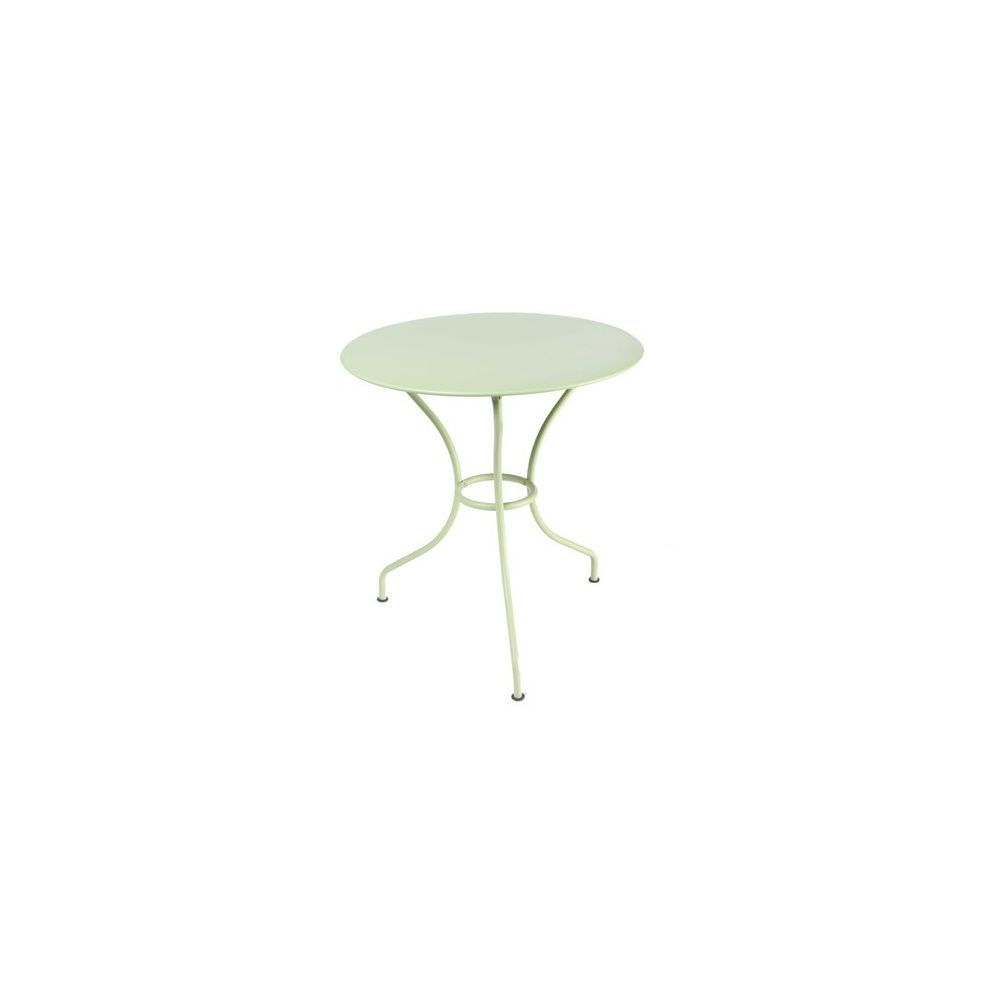 table ronde op ra d67cm tilleul fermob plantes et jardins. Black Bedroom Furniture Sets. Home Design Ideas