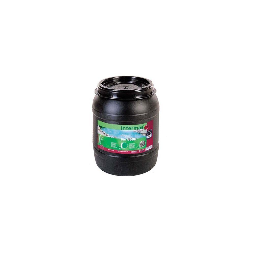 Filtre pour bassin bio 6600 intermas celloplast for Bache pour bassin exterieur gamm vert