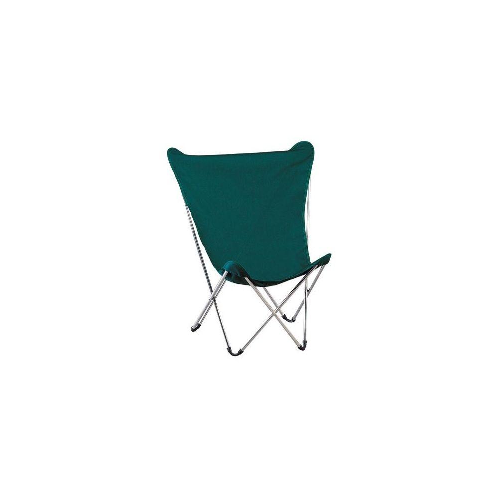 fauteuil pliant 39 vert outdoor 39 maxi pop up lafuma plantes et jardins. Black Bedroom Furniture Sets. Home Design Ideas
