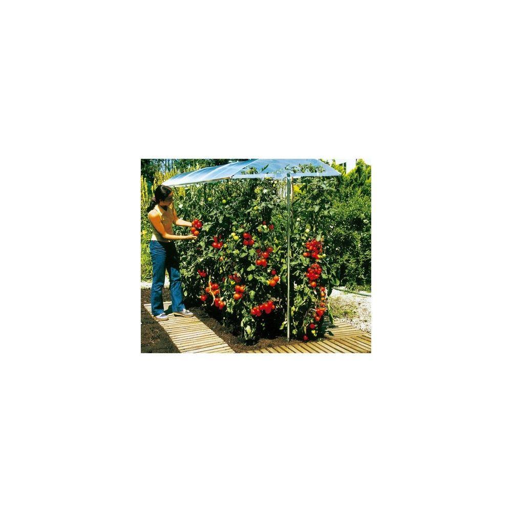 Toit de culture pour tomates 2 m tres plantes et jardins - Comment fabriquer toit pour tomates ...