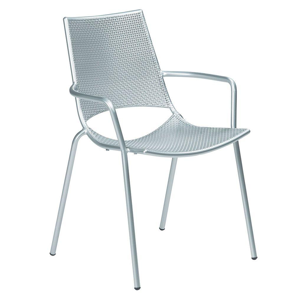 fauteuil empilable emu ala acier plantes et jardins. Black Bedroom Furniture Sets. Home Design Ideas