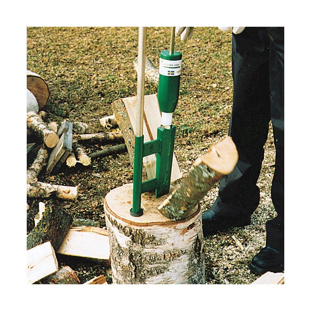 Billot Bois Pour Fendre Buches : Fendeur de buches Smart Splitter – Vivre bio – Plantes et Jardins