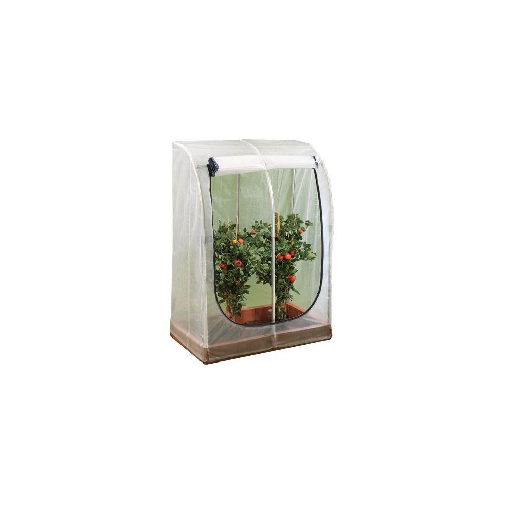 serre de balcon ou terrasse en avec bac de plantation juwel plantes et jardins. Black Bedroom Furniture Sets. Home Design Ideas