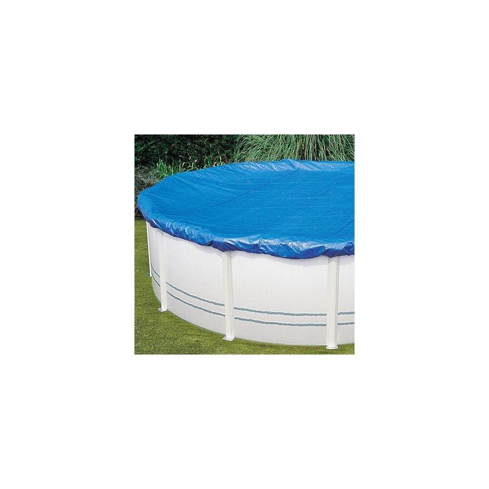 Couverture d 39 hivernage et de protection pour piscine mambo for Couverture plante hiver