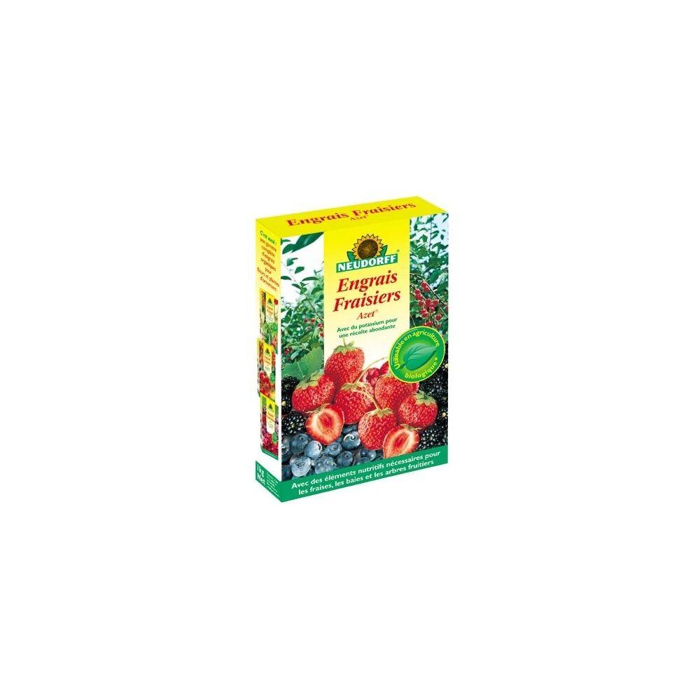 engrais bio fraise et petit fruits 1kg azet neudorff. Black Bedroom Furniture Sets. Home Design Ideas