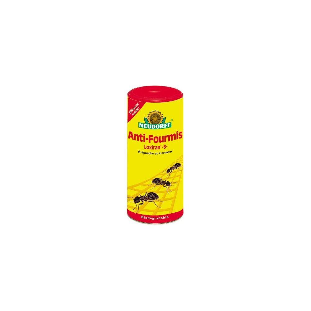 Poudre anti fourmis loxiran s 500g neudorff plantes et jardins - Produit anti fourmis ...