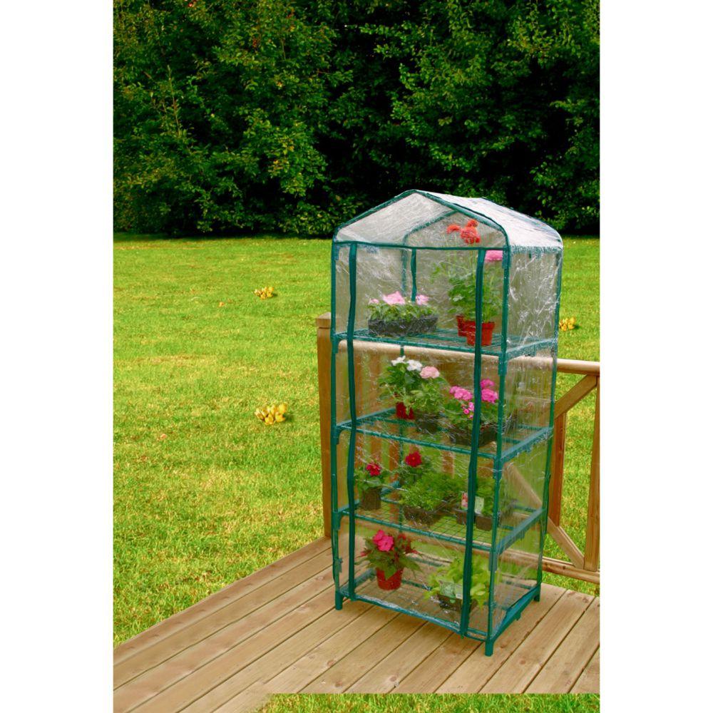 Oregistro.com = Serre De Jardin Gamm Vert ~ Idées de conception de ...