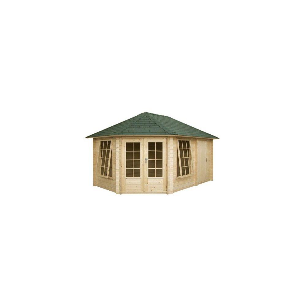 abri de jardin angel forest 11 m bois 28 mm plancher. Black Bedroom Furniture Sets. Home Design Ideas