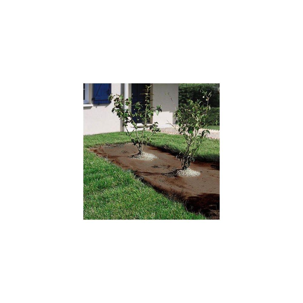 feutre de paillage compostable agrobio 10m x. Black Bedroom Furniture Sets. Home Design Ideas