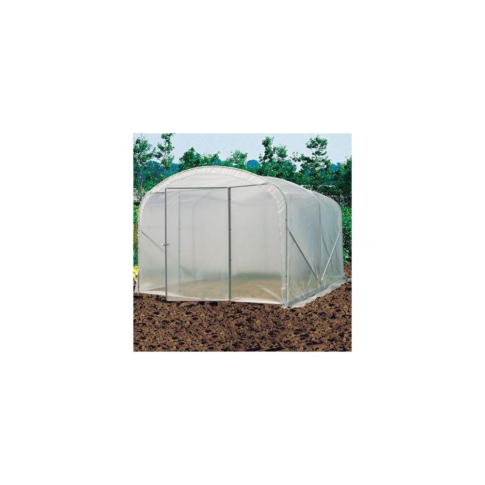 serre tunnel pieds droit venus 21m nort ne plantes et. Black Bedroom Furniture Sets. Home Design Ideas