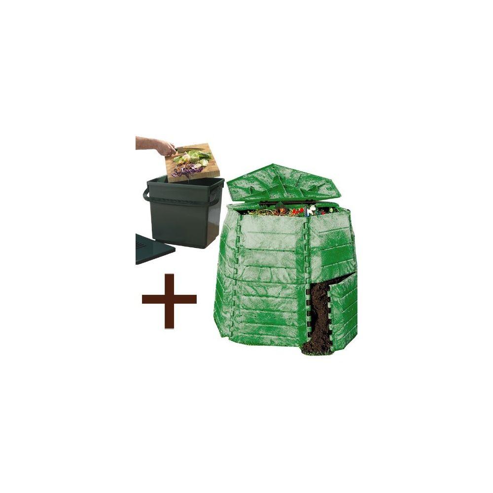 Kit extra composteur 800l jardin composteur 30l - Composteur de jardin ...