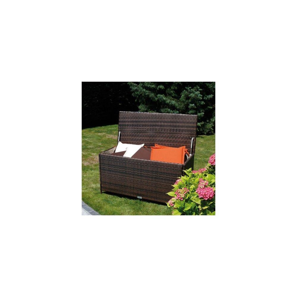 coffre en osier polypro dream garden plantes et jardins. Black Bedroom Furniture Sets. Home Design Ideas