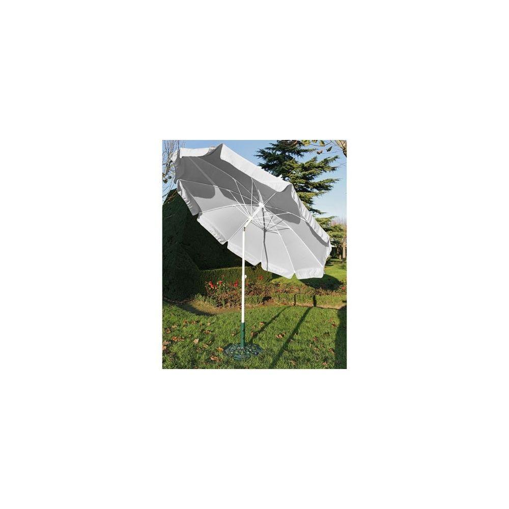 parasol en aluminium et fibre de verre toile 180gr m. Black Bedroom Furniture Sets. Home Design Ideas