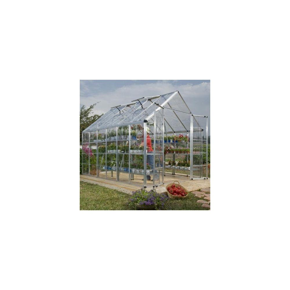 Serre De Jardin Grand Luxe 9m2 Palram Veranda Et Abri Jardin