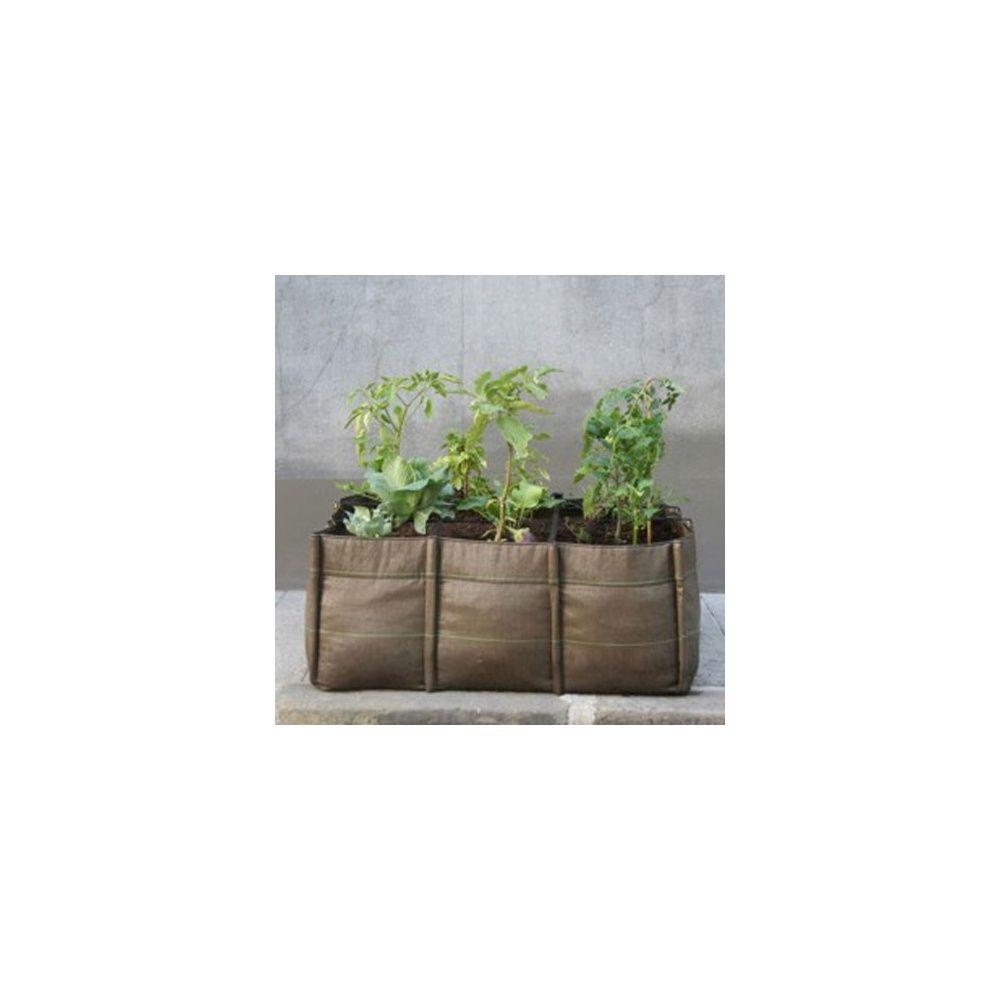 carr de jardin 90 x 90 cm bacsac plantes et jardins. Black Bedroom Furniture Sets. Home Design Ideas
