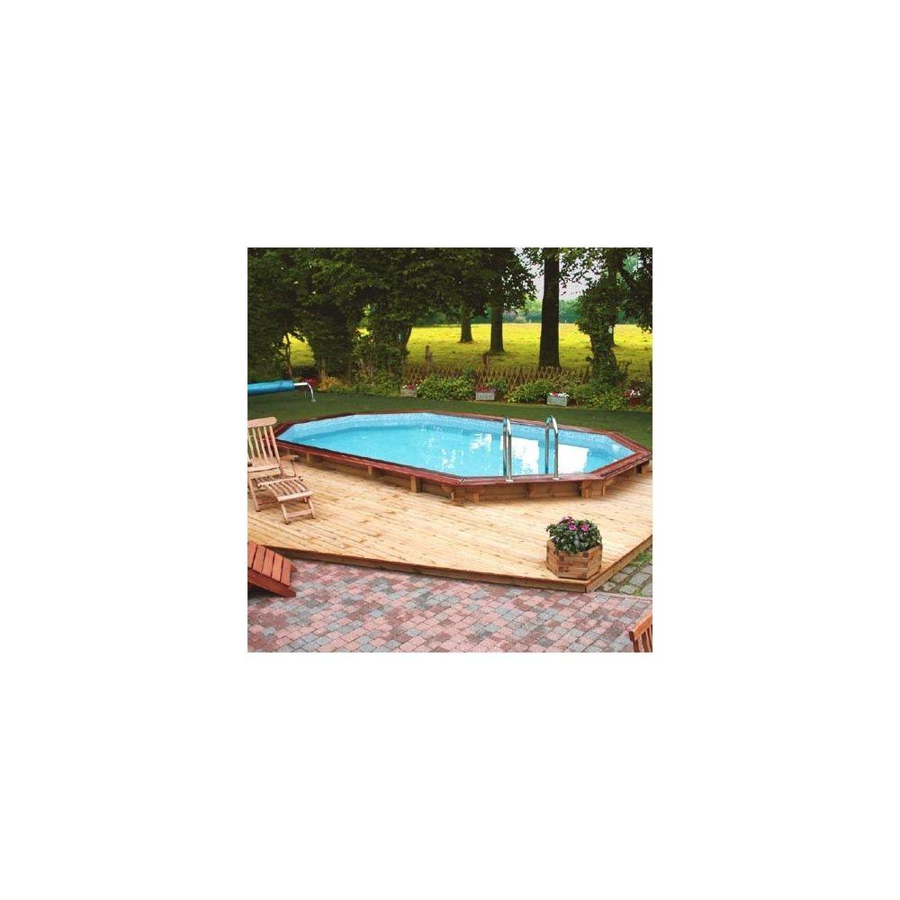 Piscine confort bear county x x m for Liner piscine 4 50 x 1 20