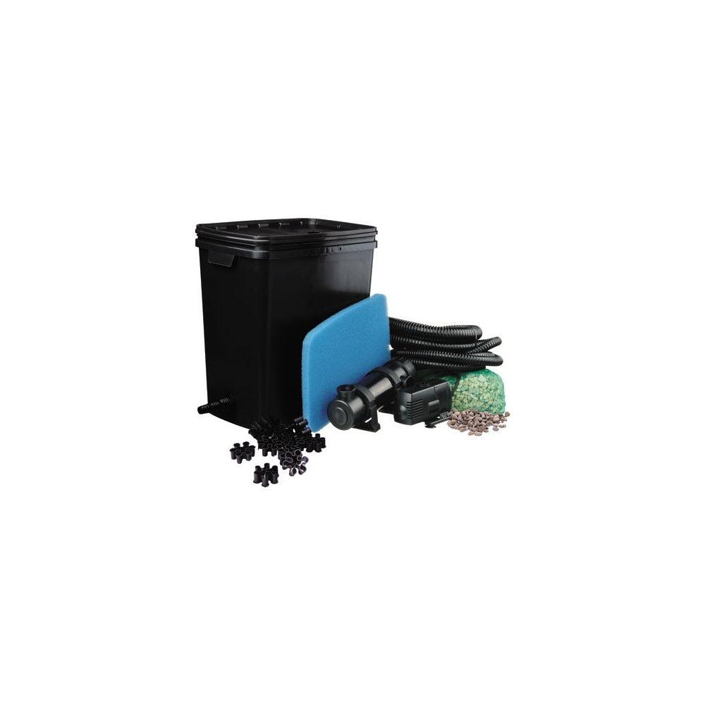 Filtration bassin filtrapure 7000 kit complet ubbink for Bassin filtration