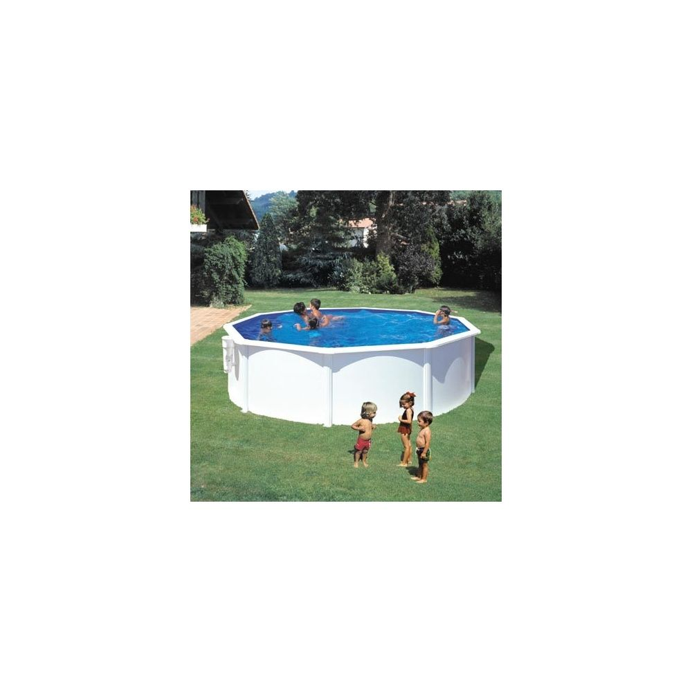 Kit piscine acier dream pool 350 x h 120cm gr for Kit piscine acier
