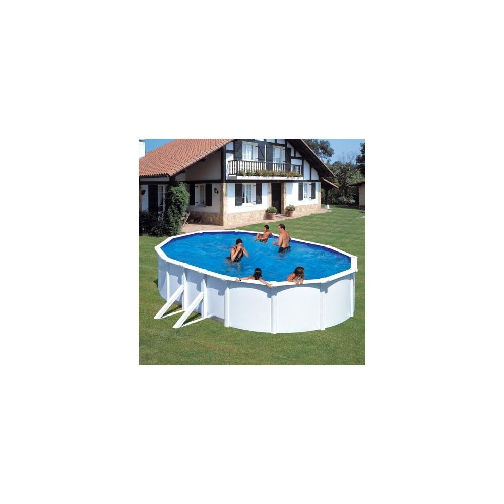 Kit piscine acier dream pool 500 x 300 x h 120cm gr for Kit piscine acier