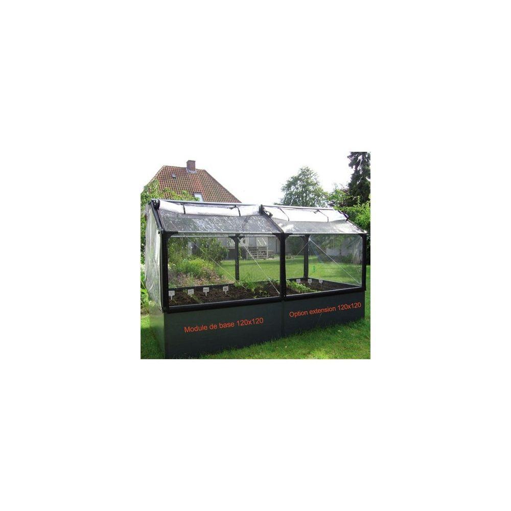 Jardin potager sur lev tout quip grow camp plantes et jardins - Plan jardin potager sureleve ...