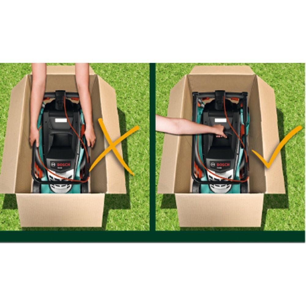 tondeuse lithium ion bosch rotak 37 li ergo flex 1 batterie 36 v 2 6 ah plantes et jardins. Black Bedroom Furniture Sets. Home Design Ideas