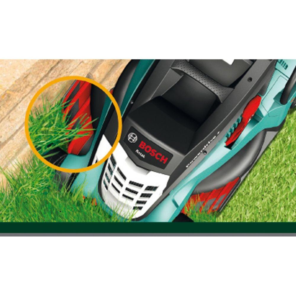 tondeuse lithium ion rotak 43 li bosch 2 batteries 36v 2 6 ah plantes et jardins. Black Bedroom Furniture Sets. Home Design Ideas