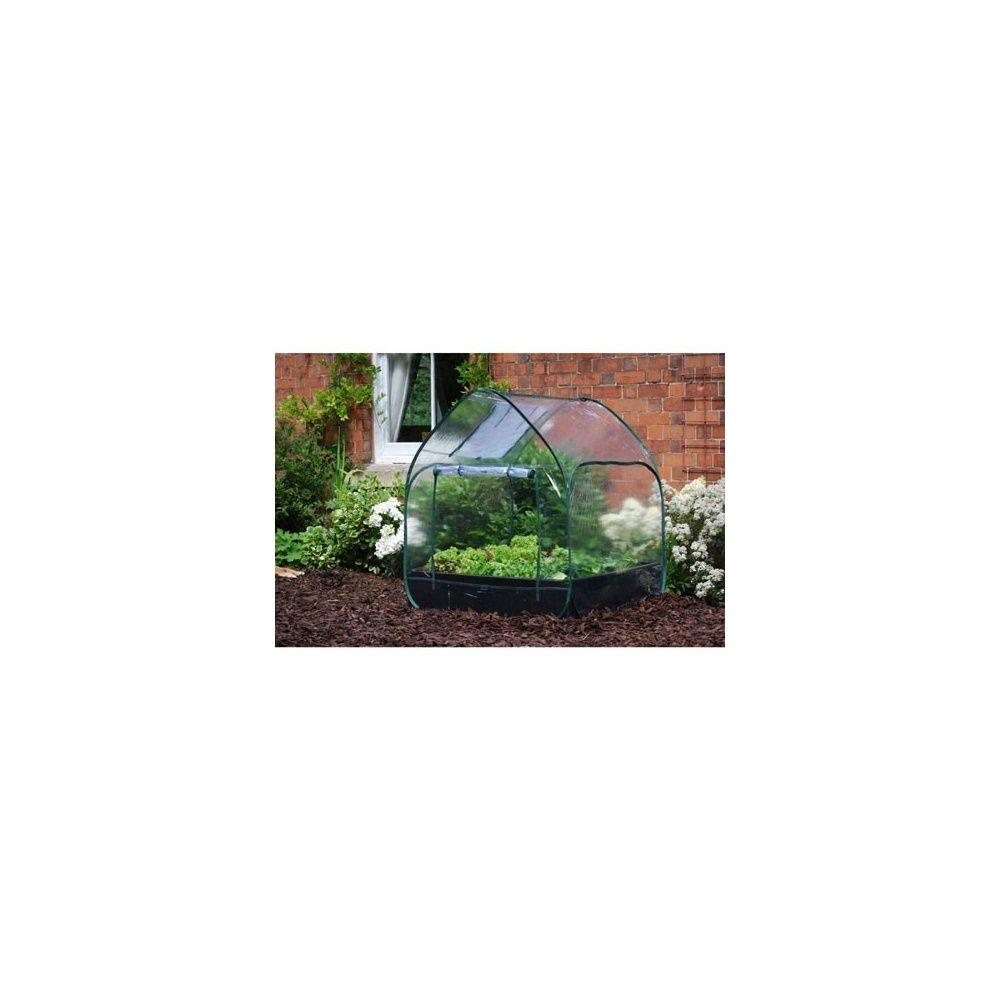 serre pour potager carr en plastique plantes et jardins. Black Bedroom Furniture Sets. Home Design Ideas