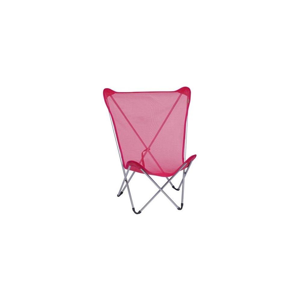 fauteuil pliant 39 framboise 39 maxi pop up lafuma plantes. Black Bedroom Furniture Sets. Home Design Ideas