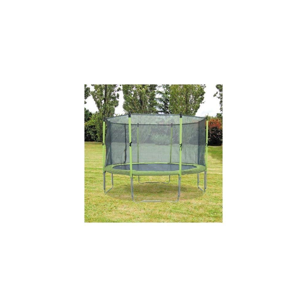 trampoline 300 cm protection soulet plantes et jardins. Black Bedroom Furniture Sets. Home Design Ideas