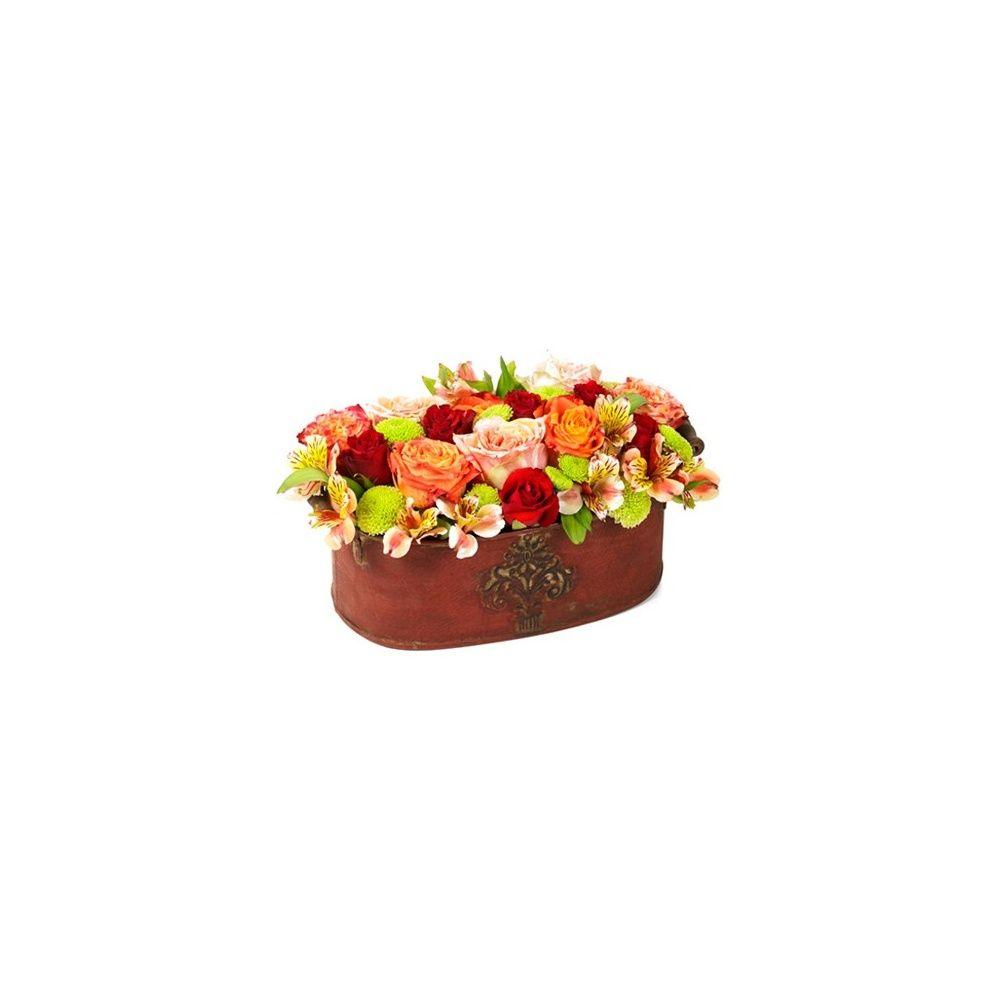 Bouquet jardini re d 39 automne plantes et jardins for Jardiniere d automne