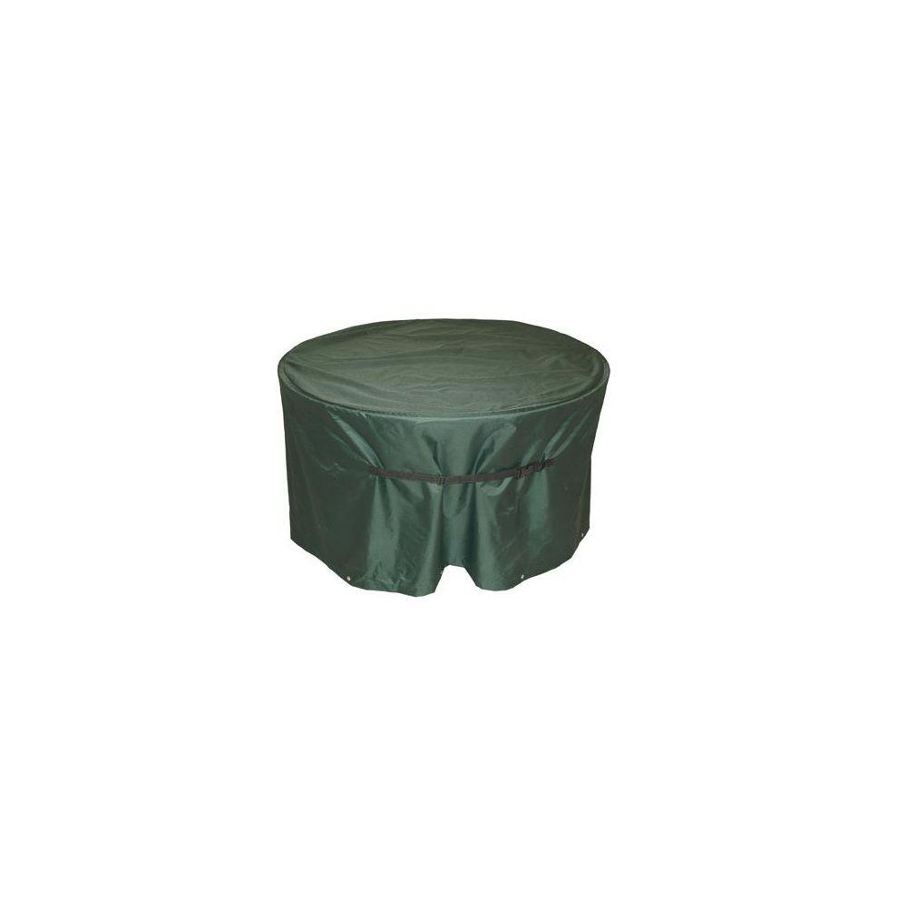 housse de protection respirante pour table de jardin d120cm plantes et jardins. Black Bedroom Furniture Sets. Home Design Ideas