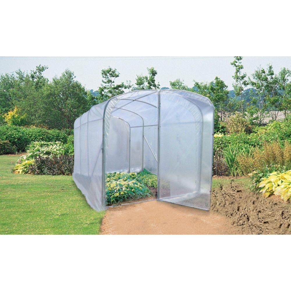 serre tunnel mara ch re luna 9m nortene plantes et jardins. Black Bedroom Furniture Sets. Home Design Ideas