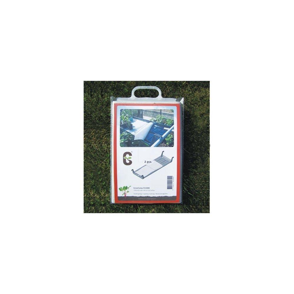 Tapis capillaire pour etag re growtray grow camp plantes et jardins - Tapis chauffant pour plante ...
