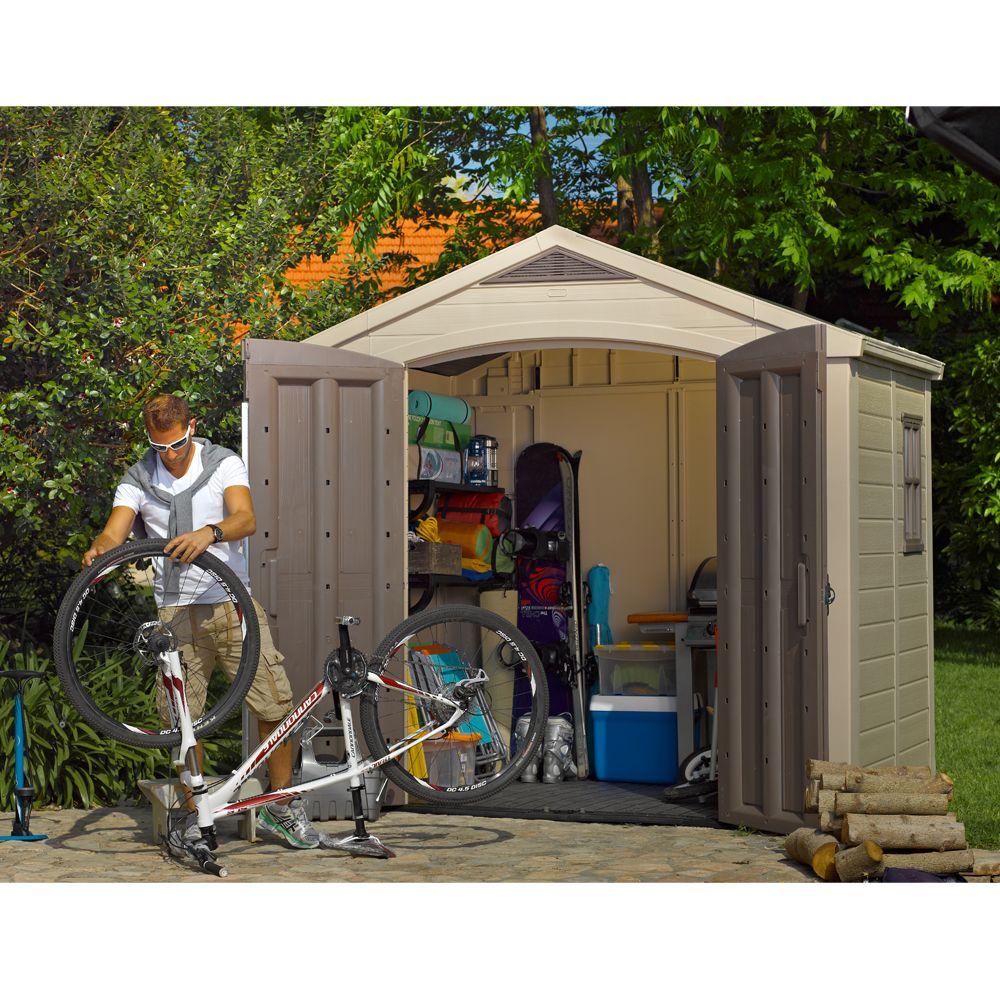 Abri jardin habitat et jardin vitry sur seine maison - Leroy merlin jardin salon vitry sur seine ...