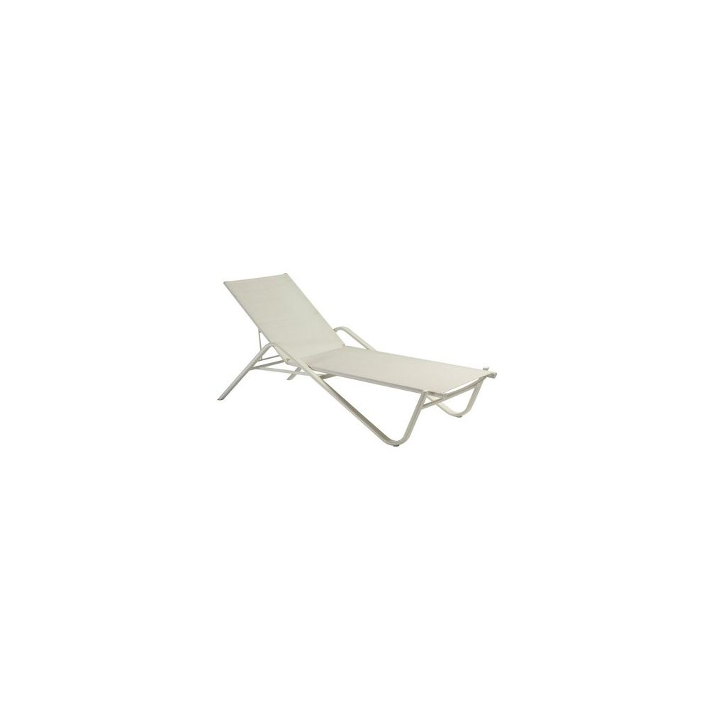 lit de piscine empilable holly 4 positions aluminium et. Black Bedroom Furniture Sets. Home Design Ideas