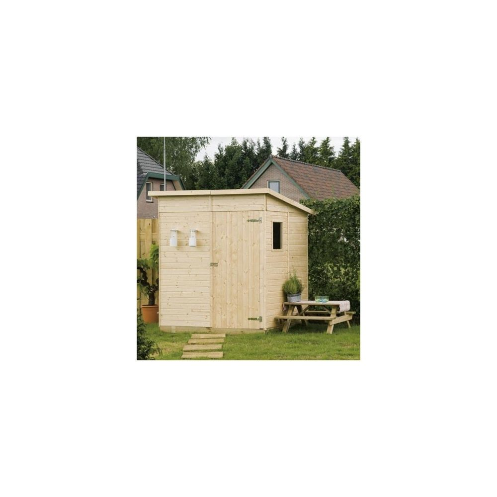 abri de jardin thor 3 17 m2 en bois 13 mm avec plancher. Black Bedroom Furniture Sets. Home Design Ideas