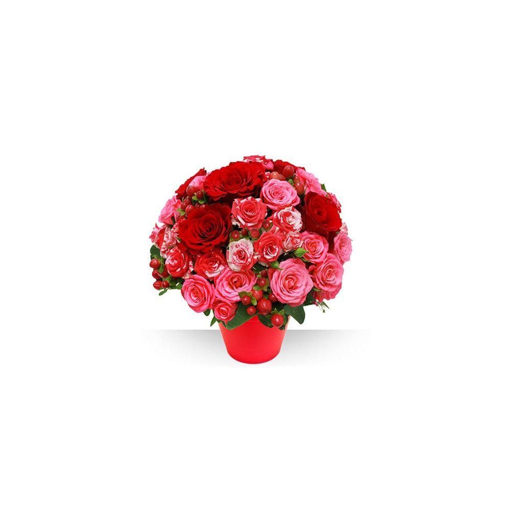 Bouquet saint valentin plantes et jardins for Bouquet st valentin pas cher