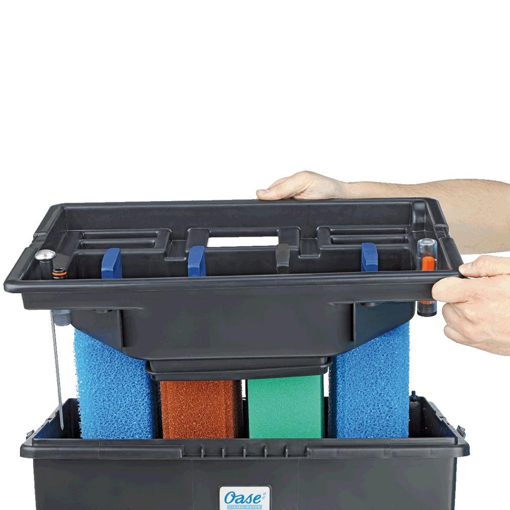 Kit de filtration de rechange pour filtral uvc 5000 oase for Kit filtration oase
