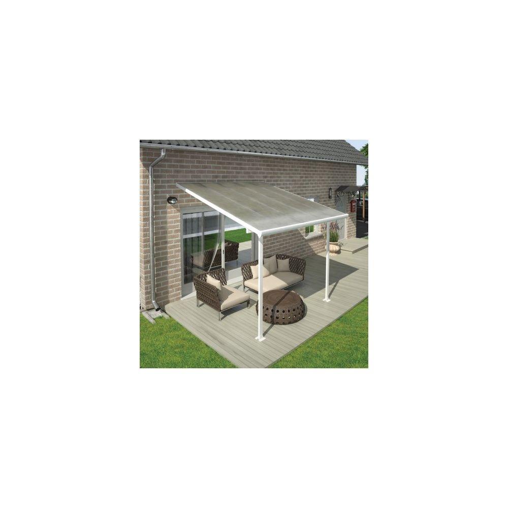 Toit Terrasse Aluminium Aurore 3000 Avanc E 3m Plantes Et Jardins