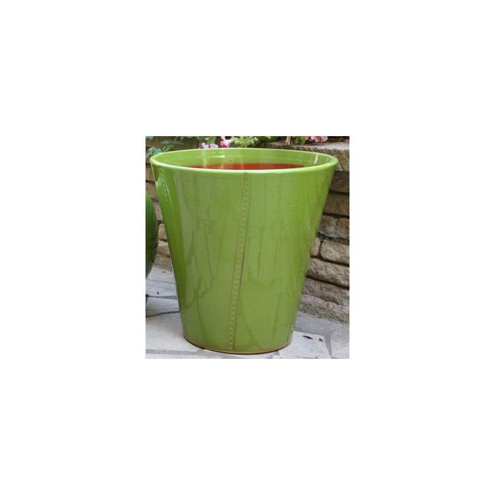 Pot En Terre Cuite Maill E Palerme Chlorophyle D40