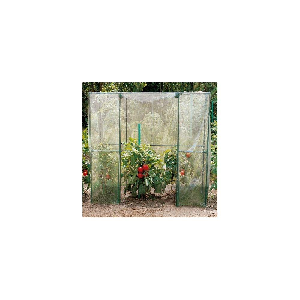 Serre de jardin pour tomates pvc roma 1 5 m hors tout - Serre de jardin pour tomates ...
