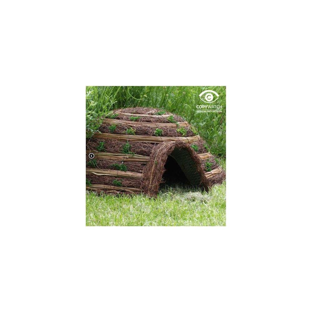 Cabane de jardin igloo meilleures id es cr atives pour for Maison pour herisson jardin