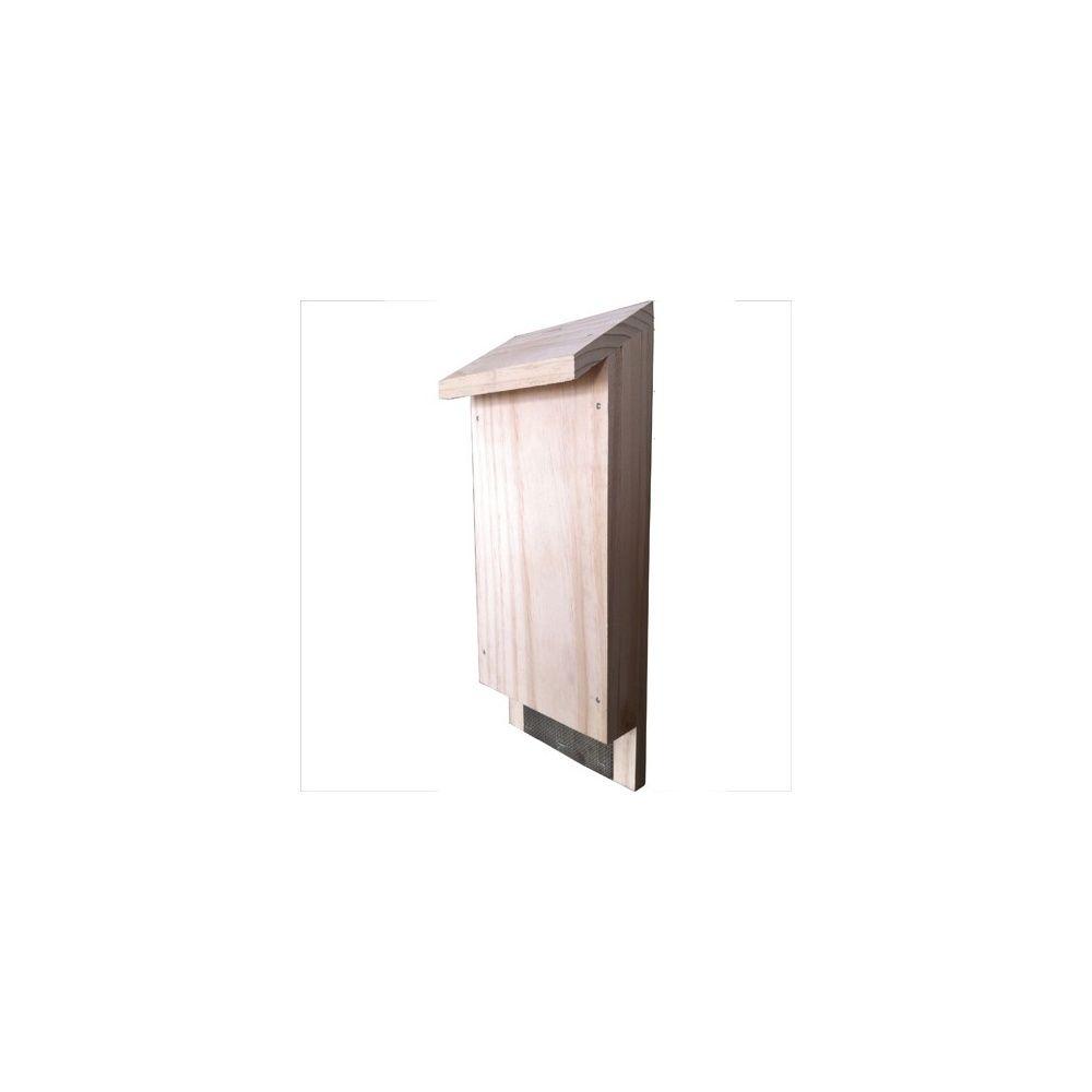 nichoir pour chauves souris plantes et jardins. Black Bedroom Furniture Sets. Home Design Ideas