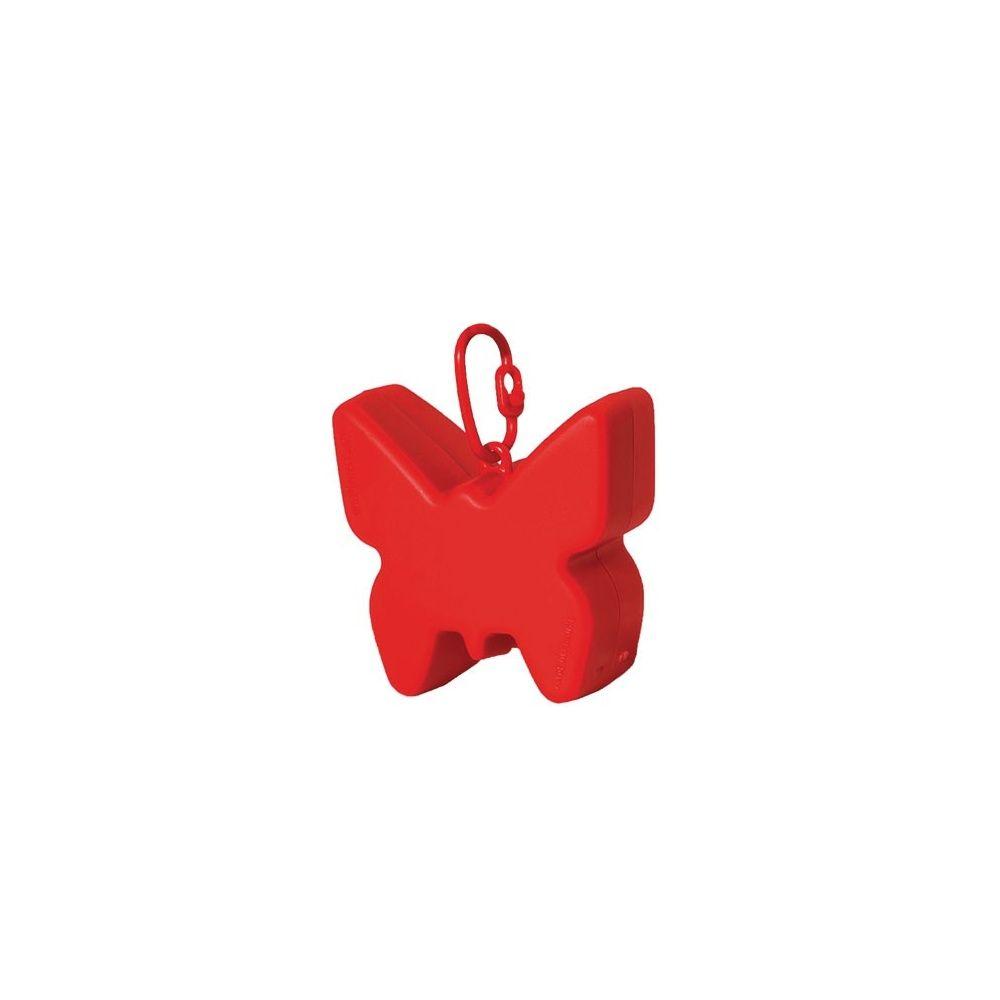 distributeur de sacs ramasse crotte papillon pour chien plantes et jardins. Black Bedroom Furniture Sets. Home Design Ideas