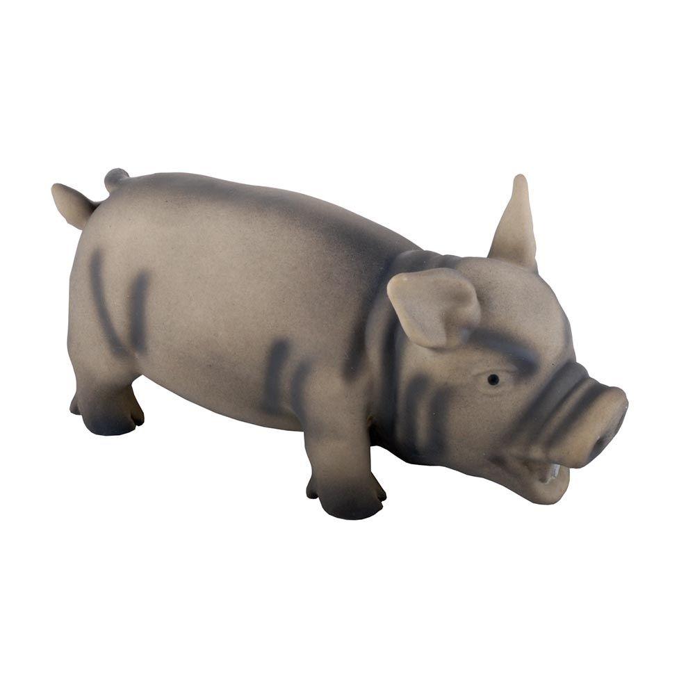 jouet pour chien cochon latex 15 cm anka plantes et jardins. Black Bedroom Furniture Sets. Home Design Ideas