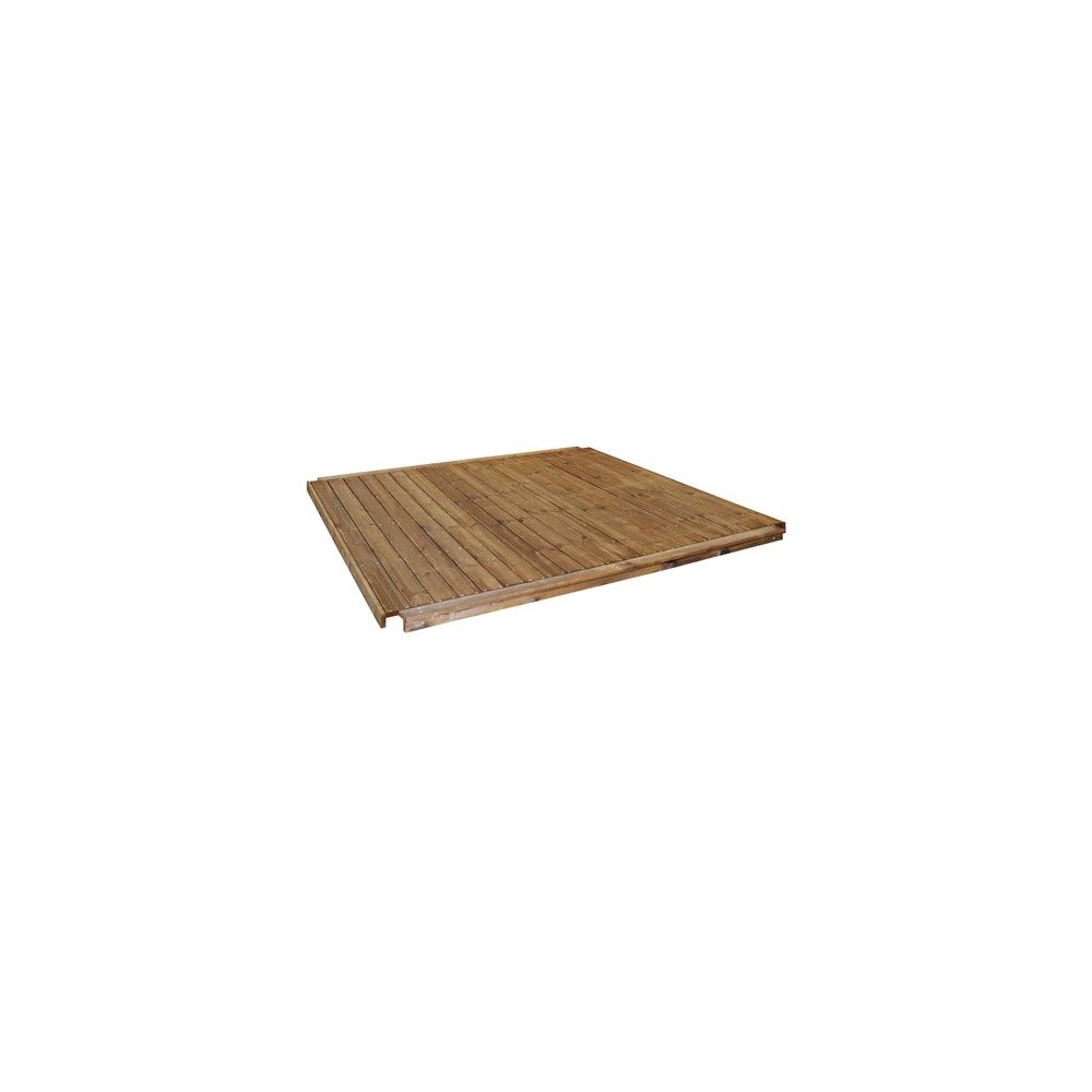 plancher bois pour pergola eko plantes et jardins. Black Bedroom Furniture Sets. Home Design Ideas