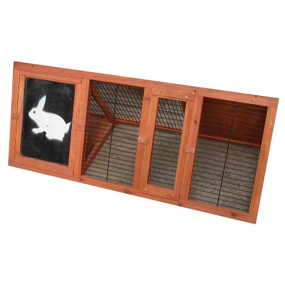 clapier rabbit house lapin nain plantes et jardins. Black Bedroom Furniture Sets. Home Design Ideas